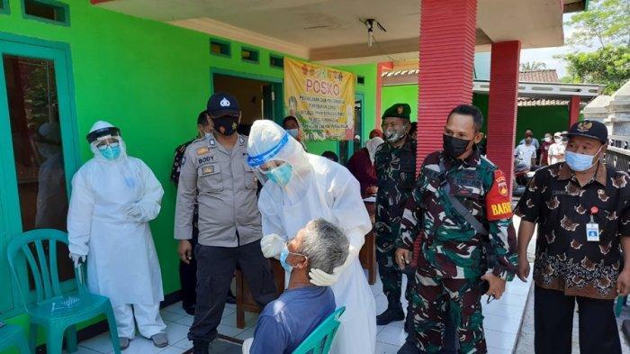 Tanpa Kompromi, 11 Perantau Warga Desa Tumanggal Purbalingga Diwajibkan Rapid Test Antigen