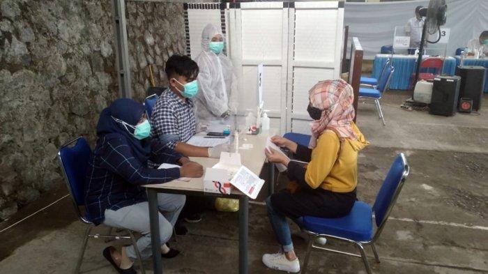 Mulai Selasa Siang, Stasiun Kebumen Buka Layanan Rapid Test Antigen, Biayanya Cuma Rp 105 Ribu