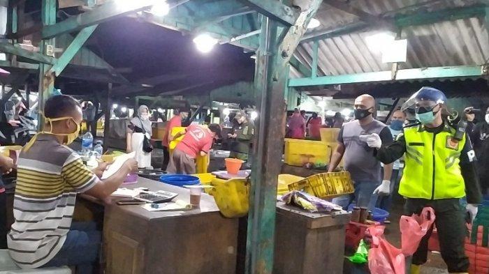 Tracing Klaster Pasar Kobong, Dinkes Kabupaten Semarang Rapid Test 405 Pedagang Ikan, 40 Reaktif