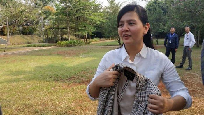 Ratu Tisha Destria Jadi Manager Sriwijaya FC