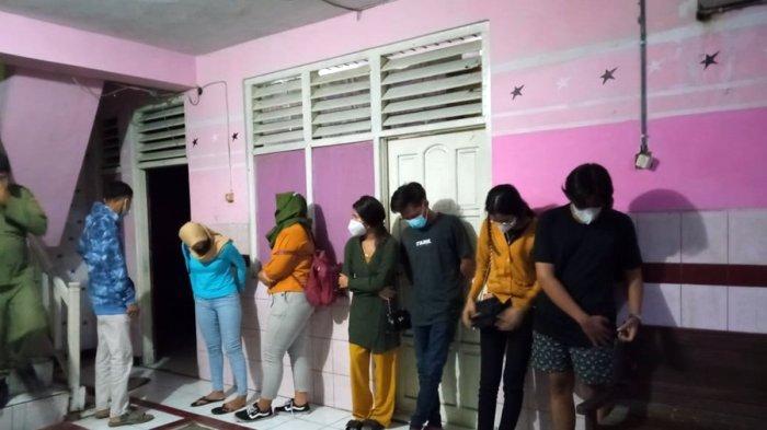 Rumah Kos Bekas Hotel Putri Sima Pati Terancam Disegel, Empat Pasangan Ini Kepergok Lagi Ngamar