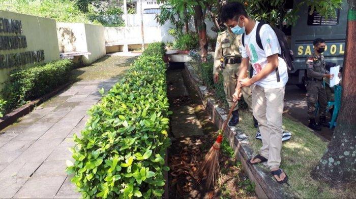 47 Orang Pilih Denda Rp 20 Ribu, Sanksi Warga Terjaring Operasi Masker di Kabupaten Semarang