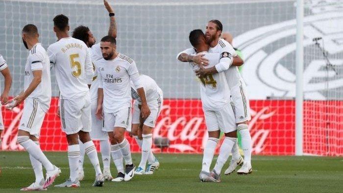 Kontroversi Putusan Wasit Antar Kemenangan Real Madrid, Kudeta Barcelona dari Puncak Klasmen