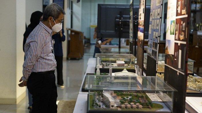 Lewat Pameran, Mahasiswa Arsitektur UPGRIS Tawarkan Rumah dan Gedung Ramah Lingkungan
