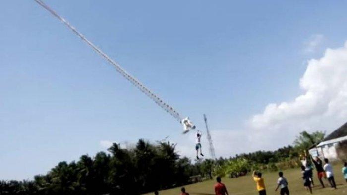 Terbang Terbawa Layangan Lalu Terjatuh, Remaja di Bantul Alami Patah Tulang dan Harus Operasi