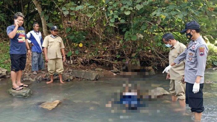 Remaja Pria Ditemukan Meninggal di Sungai Desa Kretek Kebumen, Dugaan Sakit Epilepsi Kambuh