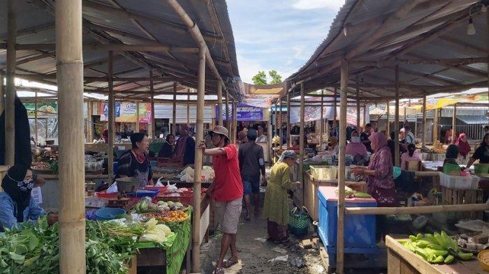 Pedagang Pasar Martoloyo Tegal Sudah Direlokasi, Proyek Revitalisasi Dimulai Pekan Depan