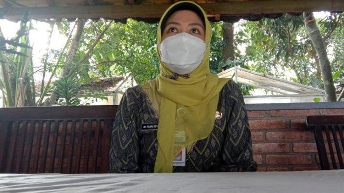 Riani Isyana: Penggunaan Tabung Oksigen RSUD Salatiga Sudah Turun 40 Persen