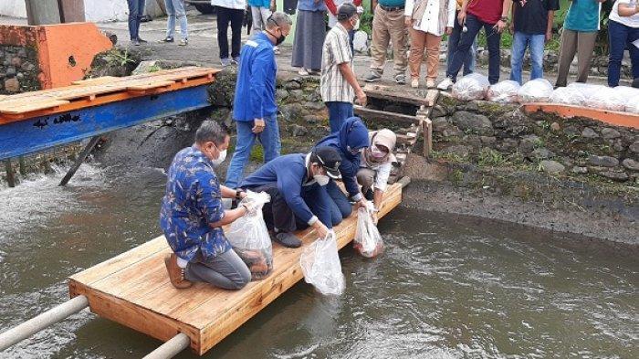 Pemkab Banyumas Resmikan Sekolah Sungai, Warga Bisa Belajar Seluk Beluk dan Mitigasi Sungai