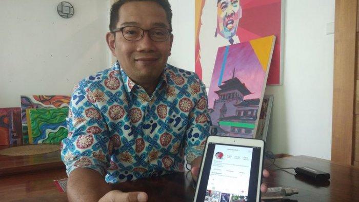 UMP 2021 di Jawa Barat Tidak Naik Sesuai SE Menaker, Ini Alasan Gubernur Ridwan Kamil