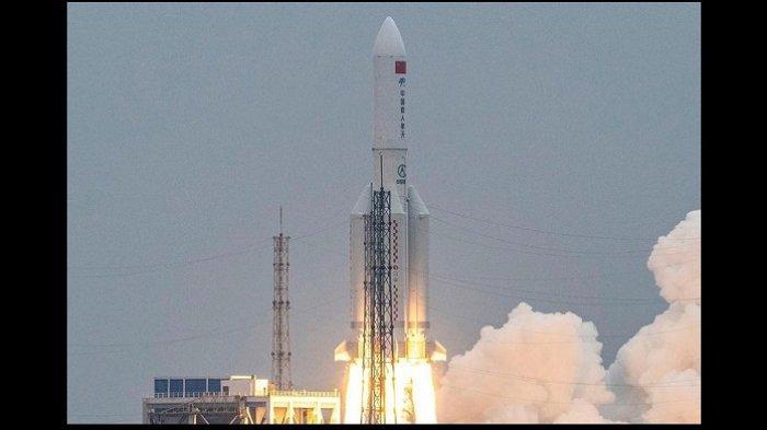 China Kirim 3 Astronot ke Luar Angkasa, Punya Misi 3 Bulan Bangun Stasiun Luar Angkasa Tianhe