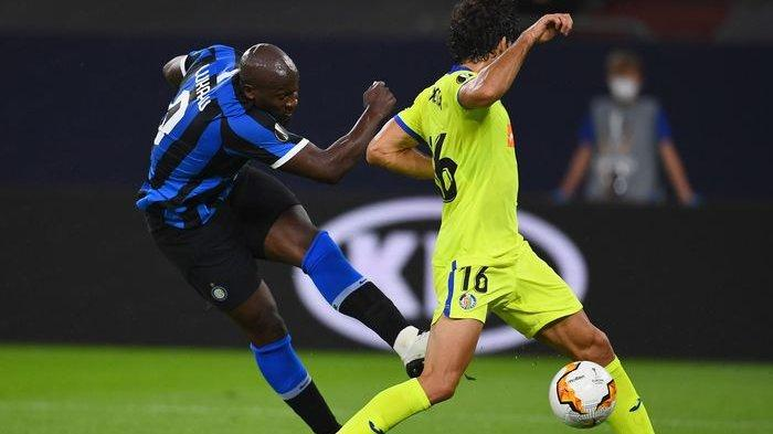Romelu Lukaku Antar Inter Milan Melaju ke 8 Besar Liga Europa