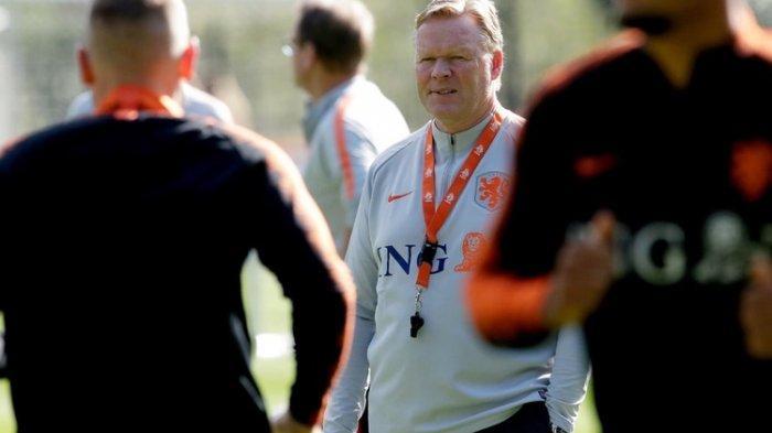 Quique Setien Dipecat, Kursi Pelatih Barcelona Digantikan Ronald Koeman