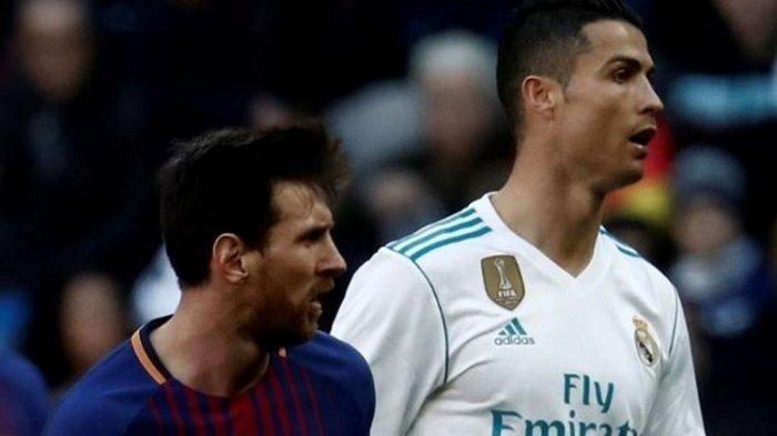 Ronaldo CR7 Hanya Nomor 10, Lionel Messi Peringkat Berapa? 100 Atlet Terbaik Abad 21