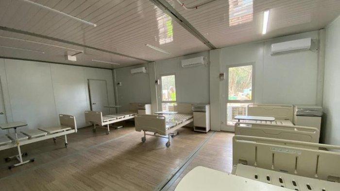 Rumah Sakit Darurat Virus Corona Pulau Galang Resmi Beroperasi, Prioritaskan TKI, Tetap Layani Umum
