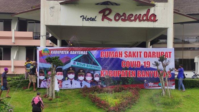 RSDC di Hotel Rosenda Baturraden Resmi Ditutup, Penanganan Kasus Covid Dialihkan ke RSUD Banyumas