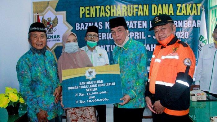 15 RTLH di Banjarnegara Bakal Direhab Gunakan Dana Zakat, Termasuk Usulan Pemkab