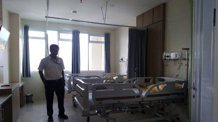 RSDC Kendal Dibuka Lagi Kamis, Sudah Siap 48 Ruang Isolasi Pasien