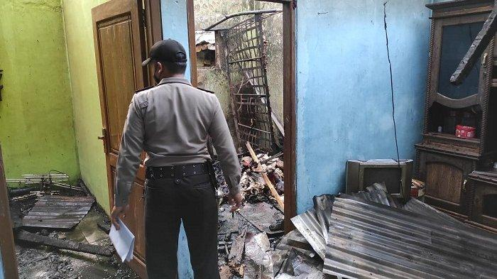 Hebohkan Warga, Rumah dan Mobil di Pulosari Pemalang Dibakar. Pelaku Santai Mengakui