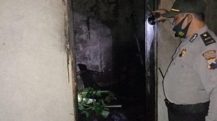 Jumadi Berteriak Minta Tolong, Lihat Asap Keluar dari Rumah Tetangganya di Kutasari Purbalingga