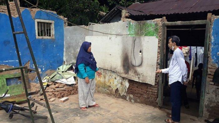 Rumah Guru Wiyata Terbakar di Purbalingga, Lupa Matikan Kompor, Sedang Mengajar Sistem Daring