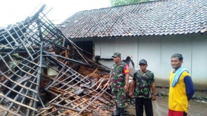 63 Rumah Warga di Ketanggungan Brebes Rusak Akibat Banjir Bandang