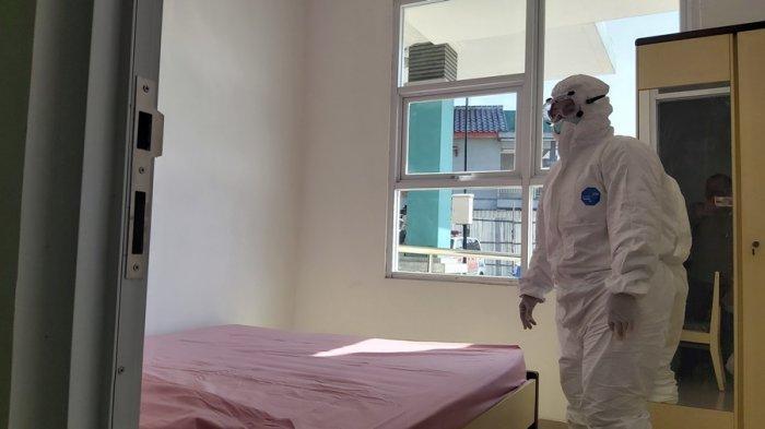 Hadapi Lonjakan Kasus Covid-19, Rusunawa dan GOR Difungsikan Tempat Isolasi Pasien di Kota Tegal