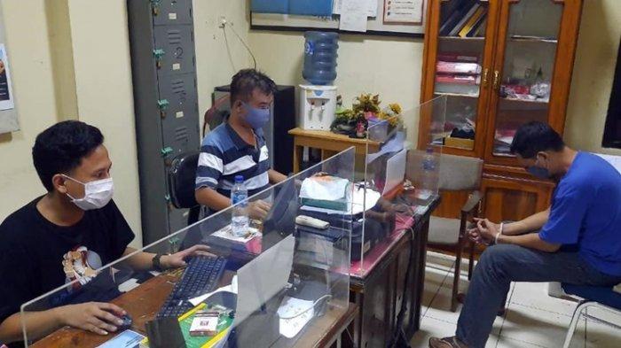 Dua Paket Sabu Disimpan di Saku Jas Hujan, Warga Tangerang Ini Ditangkap di Klampok Banjarnegara