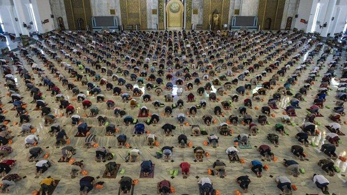 PPKM Diperpanjang sampai 23 Agustus, Tempat Ibadah Boleh Buka dengan Kapasitas 50 Persen
