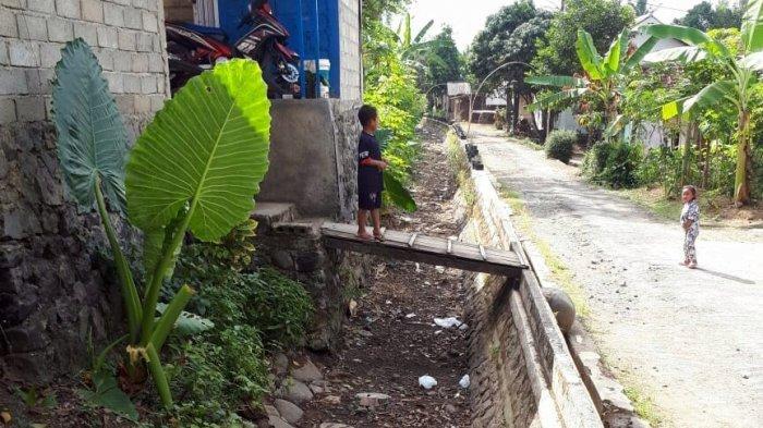 Warga Bawang Banjarnegara Menjerit, Dampak Pengeringan Irigasi Singomerto, Sudah Sembilan Hari