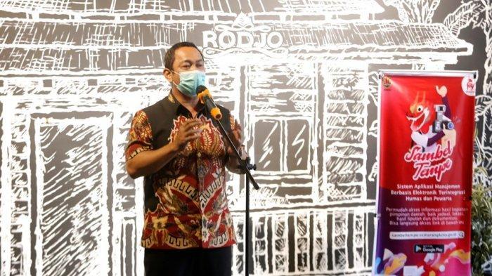 Pemkot Semarang Luncurkan Aplikasi Sambel Tempe, Bantu Pewarta Kaitannya Publikasi Pimpinan Daerah