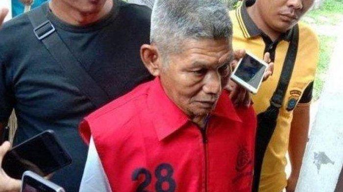 Kakek Samirin yang Pungut Getah Karet di Tanah Seharga RP 17.000 Akhirnya Bebas, Disambut Haru