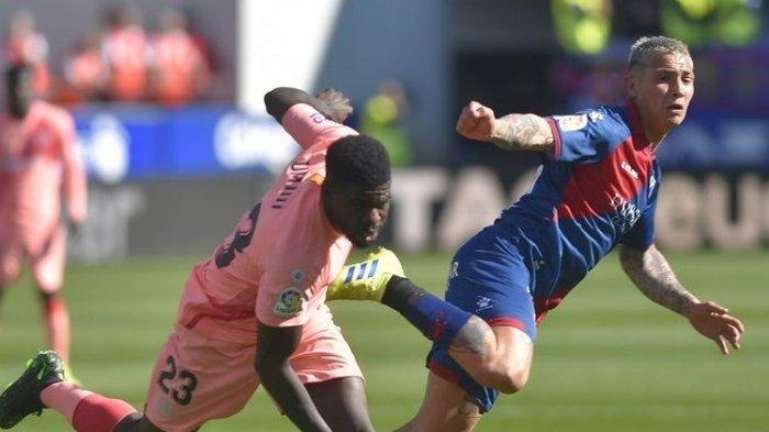 Napoli Siap Tampung Samuel Umtiti, Dilepas Barcelona Karena Makin Rentan Cedera