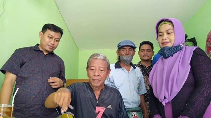 Mantan Pelatih PSIS Semarang Dapat Kejutan Ulang Tahun, Sartono Anwar: Seumur-umur Baru Kali Ini