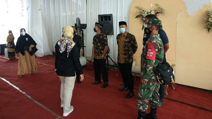 Langgar Aturan PPKM Darurat, Resepsi Pernikahan di Cilacap Utara Dibubarkan Satgas Covid