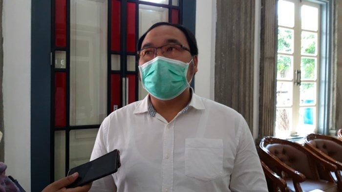 Satu Pedagang Pasar Wonodri Semarang Reaktif Corona, Hasil Sampling Rapid Test Dinkes