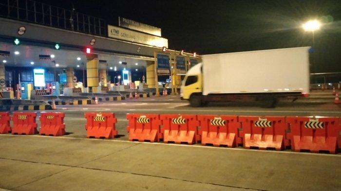 27 Exit Tol di Jateng Dibuka Lagi, Petugas Fokus Awasi 224 Titik Penyekatan
