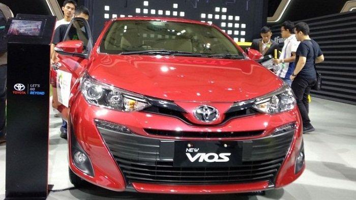 Harga Vios Turun Rp 65 Juta, Berikut Daftar Harga Mobil Toyota setelah Pajak Nol Persen Diterapkan