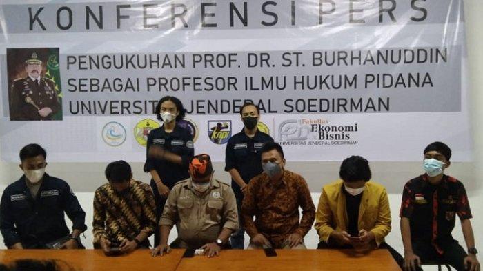 Jaksa Agung ST Burhanuddin Terima Gelar Profesor, Alumni FH Unsoed: Komitmen Berantas Korupsi Besar