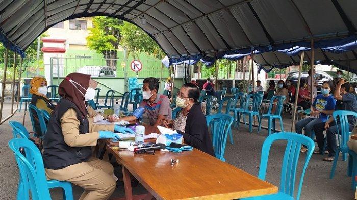 Bupati Sragen Dorong Perluasan Vaksinasi Covid bagi Lansia, Berharap Herd Immunity Segera Terbentuk