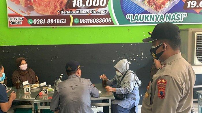 Layani Makan di Tempat saat PPKM Darurat, 2 Pemilik Warung di Purbalingga Jalani Sidang Yustisi