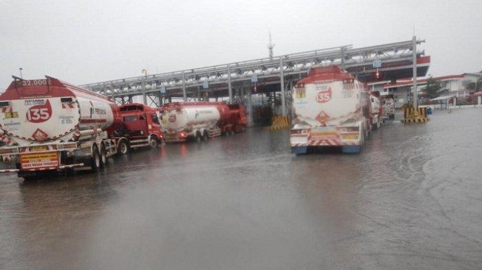Banjir Terjang Kota Semarang: 1 SPBU Milik Pertamina Tutup Sementara, Distribusi BBM Masih Lancar
