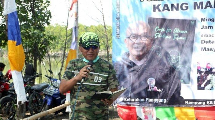 Sekolah Laut Sakila Kerti Jadi Media Literasi Wilayah Pesisir Tegal, Jumadi: Jangan Kasih Kendor