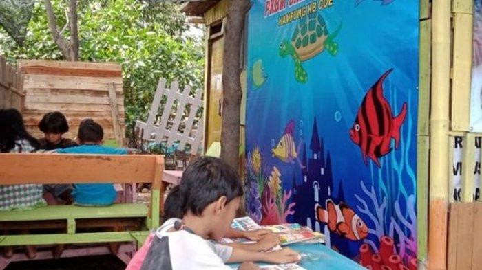 Tahun Ini 159 Anak Pesisir Kota Tegal Terancam Putus Sekolah, Solusi Disdikbud: Rintis Sekolah Laut