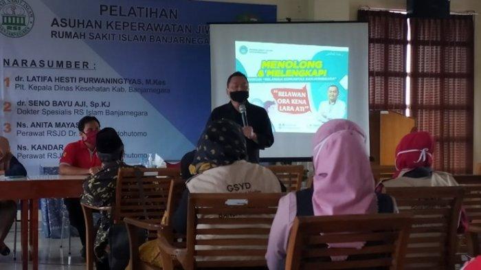 Diwacanakan Ada Sekolah Relawan di Banjarnegara, Musngadi: Biar Jadi Bekal Awal Mereka
