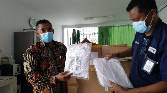 Dapat Bantuan 3290 Hazmat, Dinkes Kendal Bakal Bagikan ke Semua Puskesmas, RS, dan RSDC