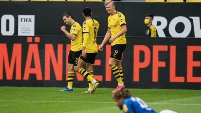 Perburuan Lautaro Martinez Belum Beres, Barcelona Incar Bintang Borussia Dortmund