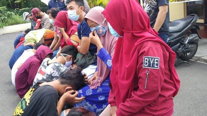 9 Anak Terciduk saat Akan Tawuran di Tembalang Semarang, Bawa Batu dan Sabuk Berujung Besi