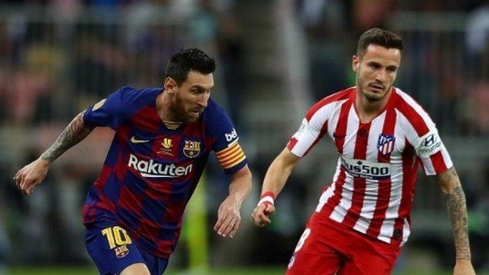 Prediksi Barcelona vs Atletico Madrid, Potensi Real Madrid Amankan Puncak Klasemen La Liga
