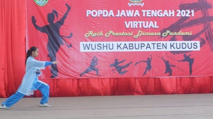 Terjunkan 7 Atlet Wushu di Popda Jateng, Kudus Targetkan Gondol 1 Perunggu